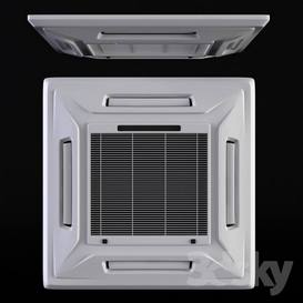 Air conditioner center 3dmodel download free 3dsmax  28