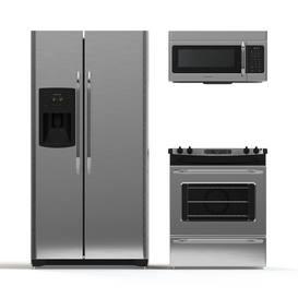 fridge 3dmodel download free 3dsmax  38
