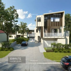 Exterior 3dmodel 3dsmax free download vray