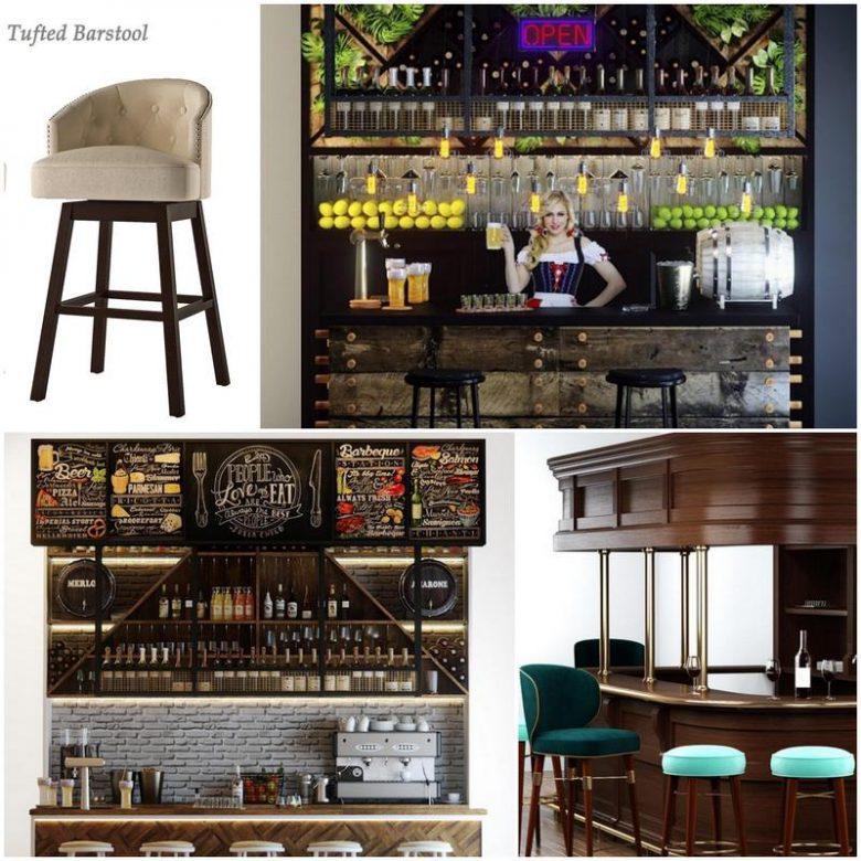 Sell Bar set 2018 3dsmodel