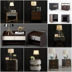 Sell End table set 3dmax