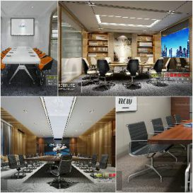 Sell Meeting rooms set 2017