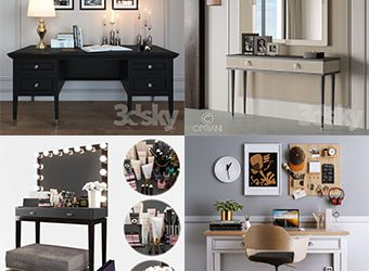 Sell Sideboard & Chest of drawer set 2019 3dbrute