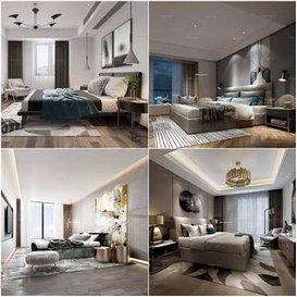 sell Bedroom Modern style Br 3dbrute 3dsmax