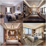 Sell Bedroom Postmodern style Br 3dbrute