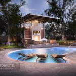 Cabana – outdoor resort