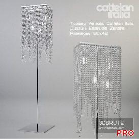 Cattelan italia venezia Floor lamp 3dmodel