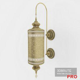 Traditional Moroccan walllight (1)