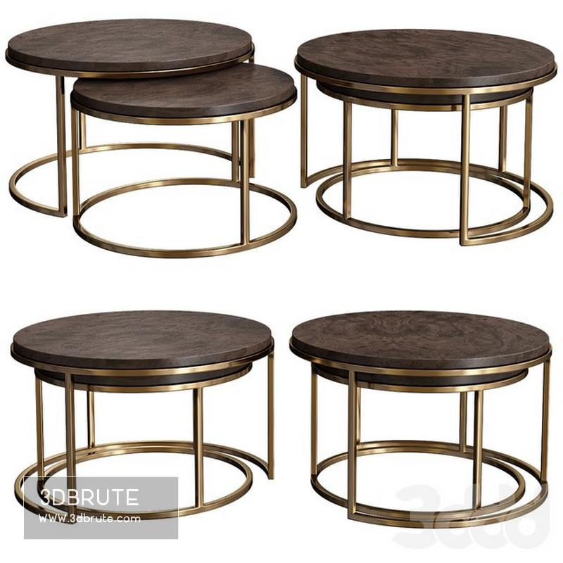 large-round-side-table