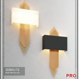 sohne-cg-90-0009-fiore-black Wall light