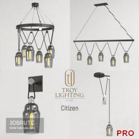 troy-lighting-citizen 3dmodel