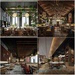 Sell restaurant 3dmodel 2019