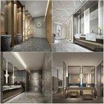 Sell  public restroom 3dmodel 2019 download  3dbrute