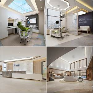 Sell  hospital clinic 3dmodel 2019 download  3dbrute