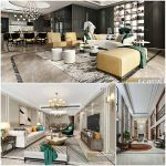 Sell Living room Classic style 128 2019