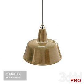 Brass Freak Dutchbone Ceiling light
