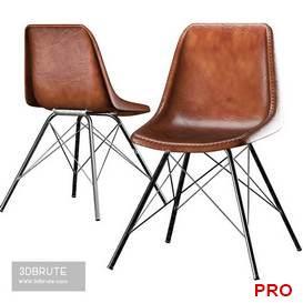 Chair Austerlitz 73 3d model Download 3dbrute