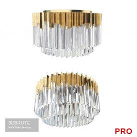Corbett Lighting 220-33 33 3d model Download 3dbrute