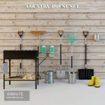 country house set 11