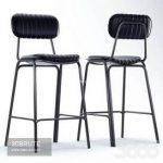 Cult Living Mila Metal Bar Chair 28