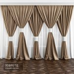 curtains_99 3dmodel