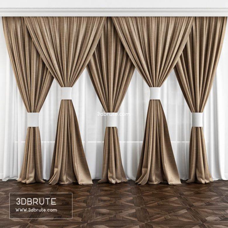 curtains_99 3dmodel