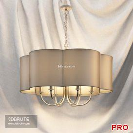 Gramercy rittenhouse chandelier 47 3d model Download 3dbrute