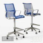Herman Miller Setu Stool chair 3dmodel