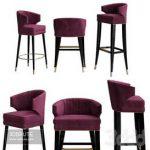 Ibis bar chair by Brabbu 30