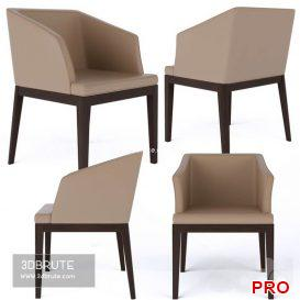 Ottostelle Morgan Chair 3dmodel