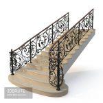 railing_1211 3dmodel