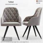 Tufted 82 3d model Download 3dbrute