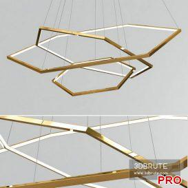 vesanto-geometric-chandelier