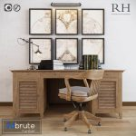 Restoration hardware cabinet decor set_vol2