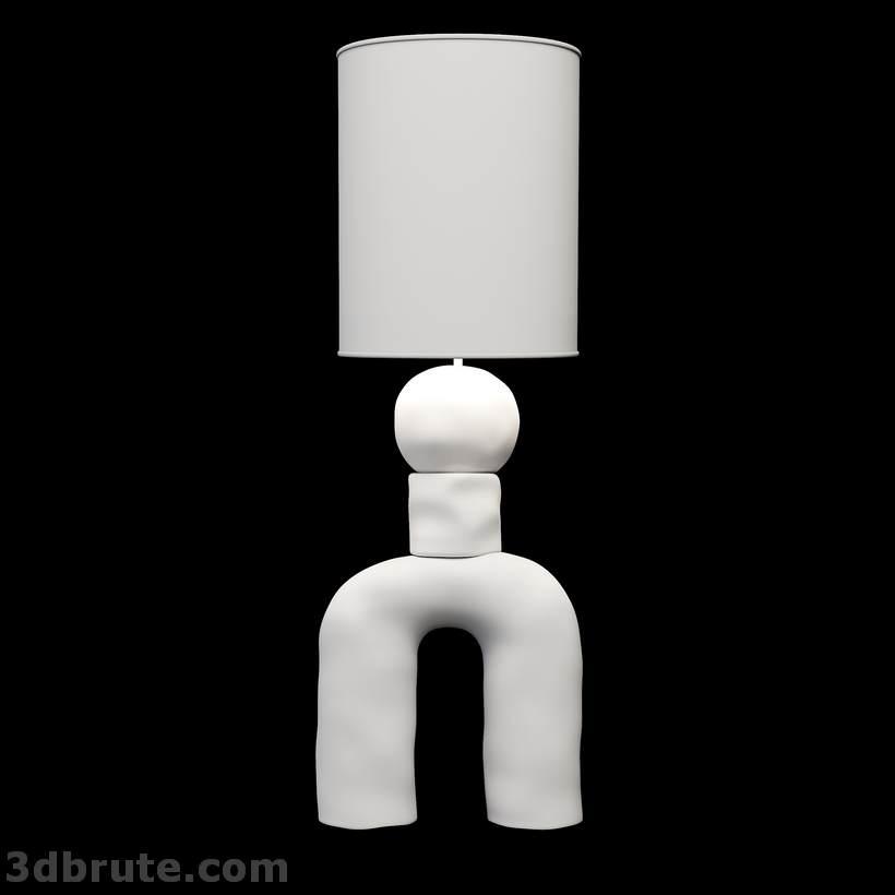 Carmen de Apollonio Table Lamp