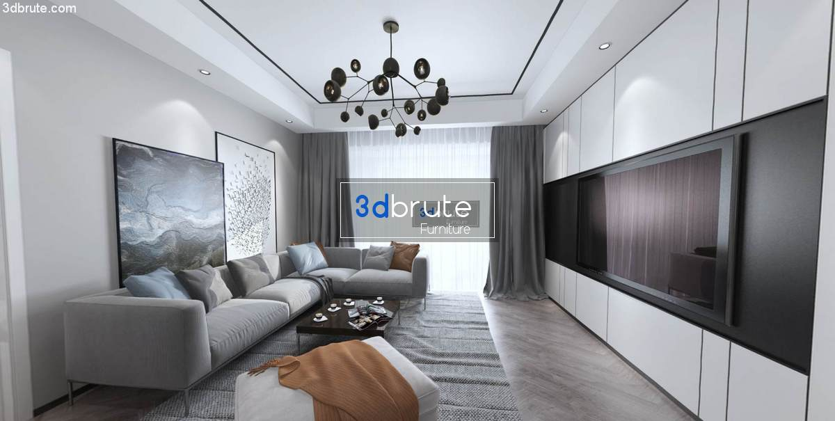 360 Render 3dsmax Vray Living Room Vray Download Free