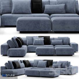 Sofa BAXTER MONSIEUR MODULAR