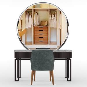 Dressing table  3d model  Buy Download 3dbrute