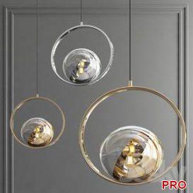 Ring ceiling light  3d model  Buy Download 3dbrute