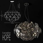 Luceplan hope 5 3d model Download 3dbrute