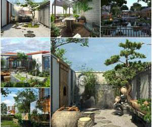Sell Landscape 2019 vol 1 3d model Download 3dbrute