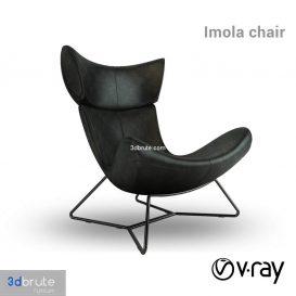 imola-chair-01 3dsmax 3d model