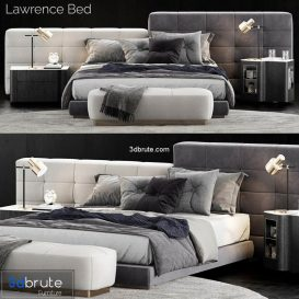 Minotti Lawrence Bed 3