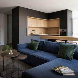 124m2 oversized apartment MARTIN
