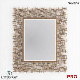 Uttermost Mirror Nevena 3d model Download 3dbrute