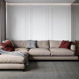 90 square meters design