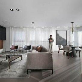 Erez Hyatt works Bat Yam Apartment