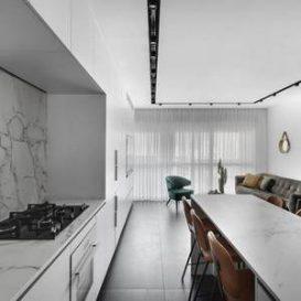 Modern quality house abroad Nitzan Horovitz