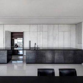 Pitsou kedem - modern large flat space