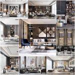 Sell Sofa set vol1 2019 3d model